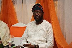r. Afolabi Williams at the Citygate Dinner/Award Night