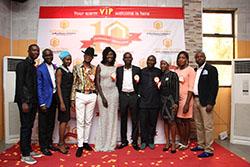 Ilorin Team at the Citygate Dinner/Award Night