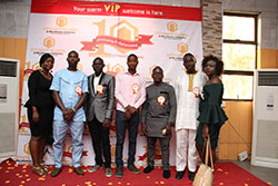 Ibadan Retail Team at The Citygate Dinner/Award Night