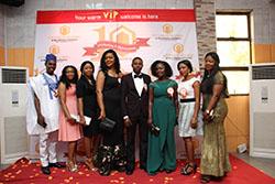 Port Harcourt Team at the Citygate Dinner/Award Night