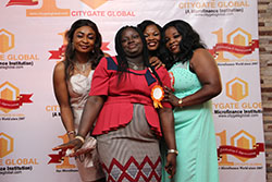 Cross-Section of Staff at the Citygate Dinner/Award Night