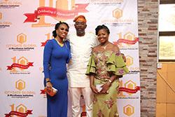 L-R, Mrs. Olamide Idowu, Chairman Citygate Global and ED(Mrs. Anu Durojaye)