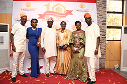 Chairman, MD/CEO & ED Citygate with Special Guests at the Citygate Dinner/Award Night