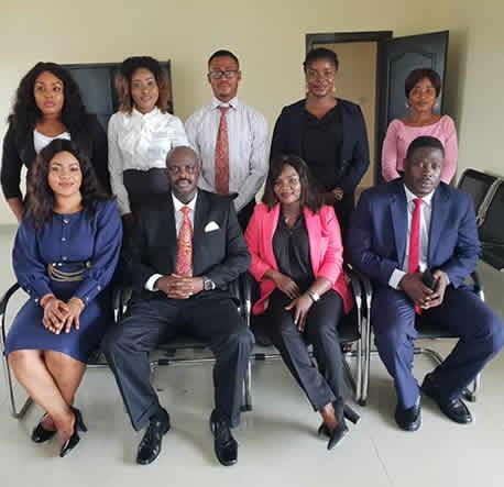 Uyo Office commisioning